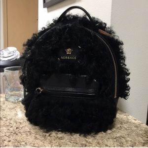 •MAKE OFFER LOW PRICE• $2400 VERSACE BACKPACK